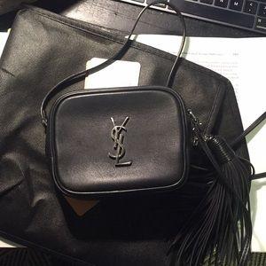 YSL Saint Laurent Blogger Bag
